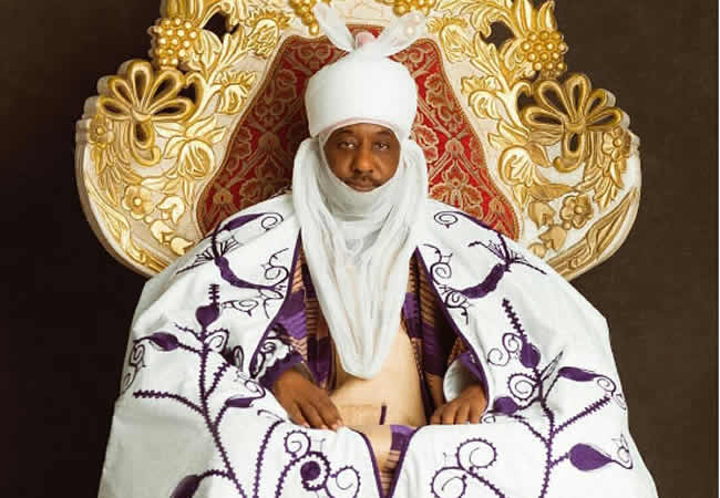 Sanusi Was Not Barnished From Kano -AG