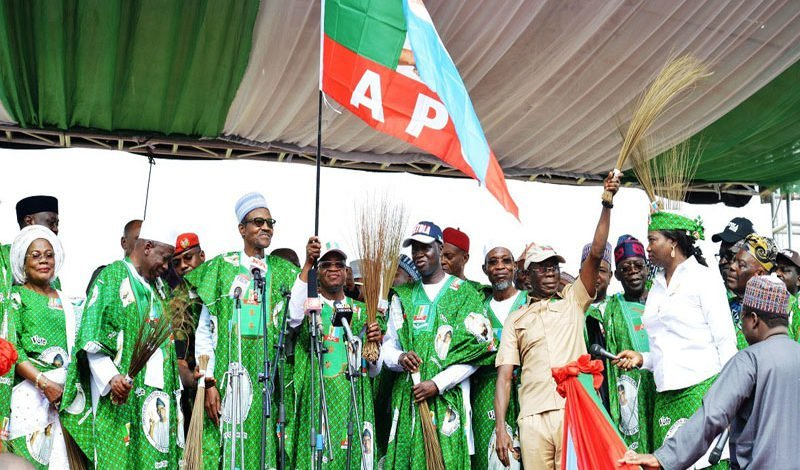 Buhari prioritized Common Good of all - APC reacts to new petrol price
