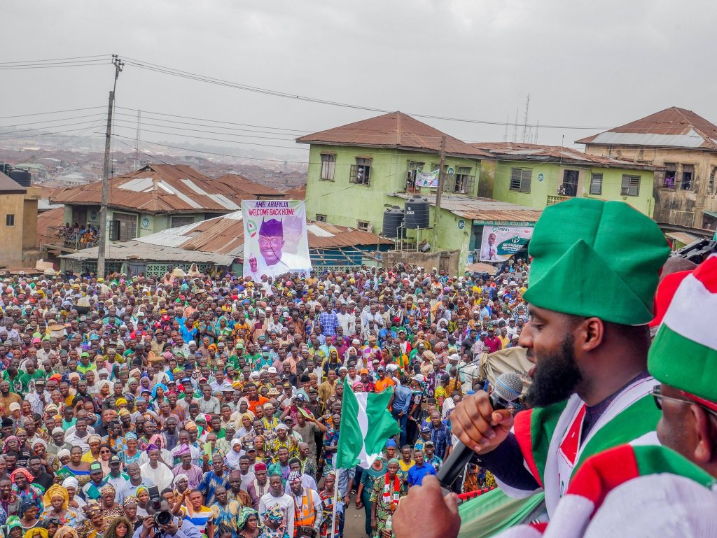 PDP is thoughtless for holding Rally amid Coronavirus crisis