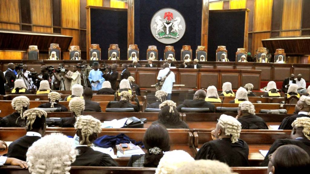Supreme Court's Hearing Of Ihedioha's Application For Review Adjourned