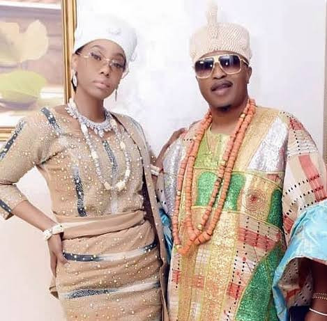Oluwo raped me the first night we met, compensated me with Marriage - Oluwo's Jamaican Ex-wife