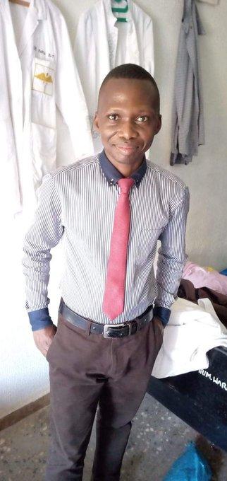 Dr Philip Vanen Dzuana