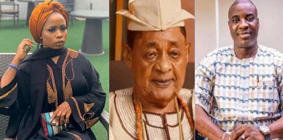 Fuji Legend KWAM1 Denies Alleged Affair with Olori Ajoke, Alaafin of Oyo's wife