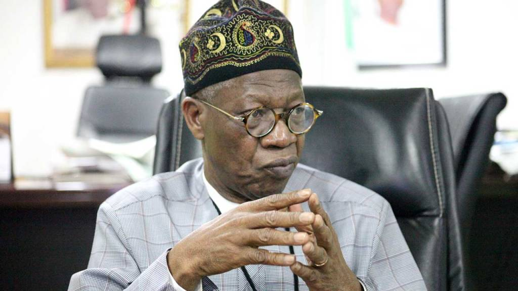 Why we can't release COVID-19 Corpses for Burial - Lai Mohammed reveals, Lockdown
