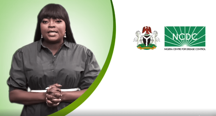 NCDC, Dettol react as Police arrest Funke Akindele over House Party