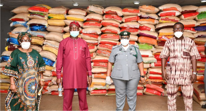 Oyo Govt rejects 1800 bags of rice donated as Palliatives over Weevil Infestation