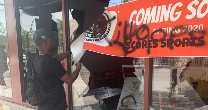 Scores Sports Bar
