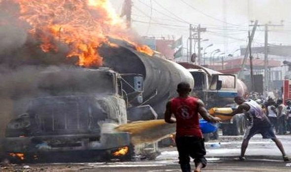 Lagos Govt vows to stop Incessant Tanker Accidents