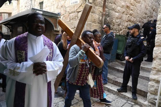 Enemies of Christian Pilgrims