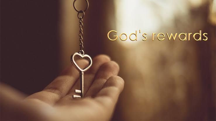 Daily Devotion God Will Reward You