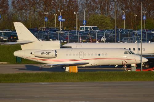 Tinubu's private jet