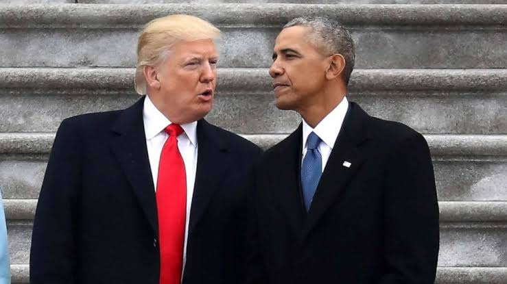 Trump: What I have in common with Obama
