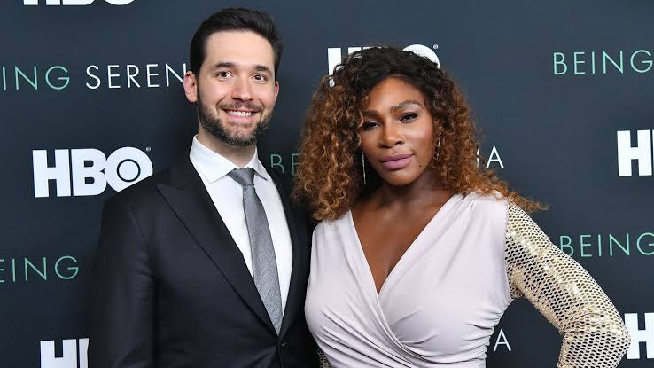 Serena Williams Husband, Alexis Ohanian resigns from Reddit, offers to be replaced by Black man