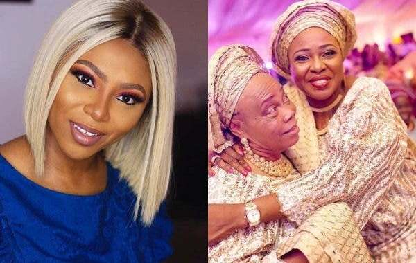 Former MTV VJ, Stephanie Coker loses mother-in-law