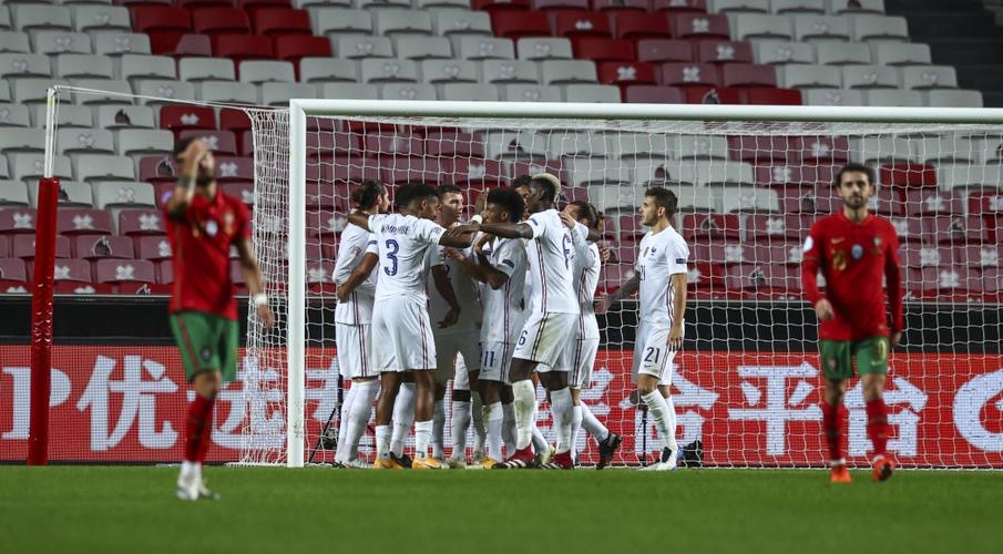 France Eclipse Portugal To Reach UEFA Nations League Final ...