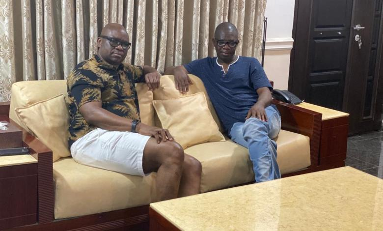 Fayose Urges Ondo State Dept. Governor, Ajayi to Return to PDP