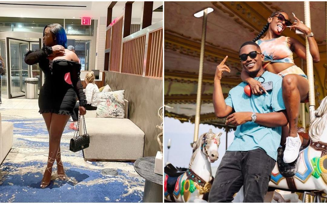 'A Man and Woman Can Be Besties' – Actor Timi, Bestie Fires Back at Princess Shyngle