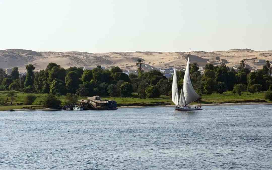 Dams that Can Dry Up the Nile