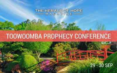 Toowoomba Bible Prophecy Conference – September 2018