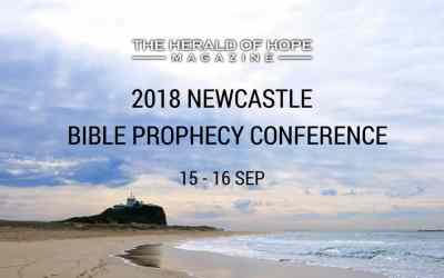 Timepiece of Prophecy – Newcastle 2018