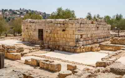 The Temple at Shiloh