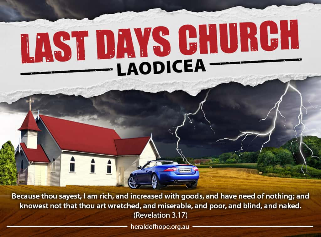 Last Days Church - Laodicea
