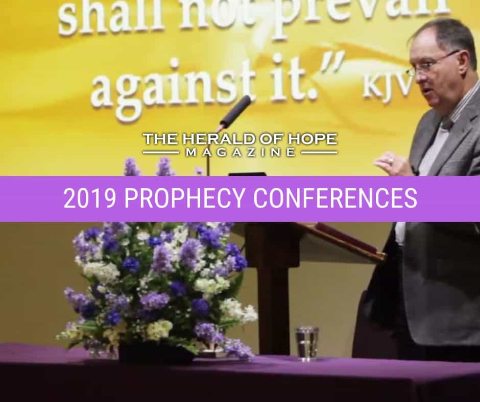 2019 Prophecy Conferences