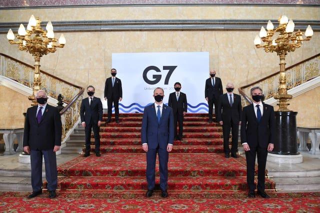 Covid: Indian delegation attending London G7 meeting 'self isolating' amid  reports of coronavirus cases | HeraldScotland