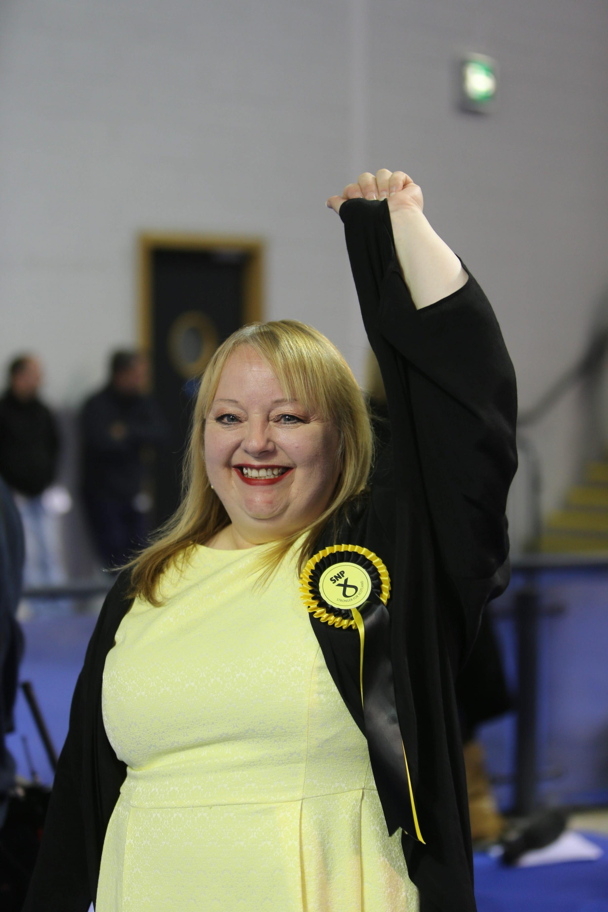 SNP MP gives office job to boyfriend