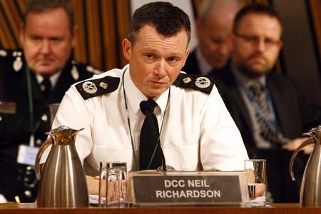 Herald Scotland: DCC Neil Richardson. Photo: Andrew Cowan/Scottish Parliament