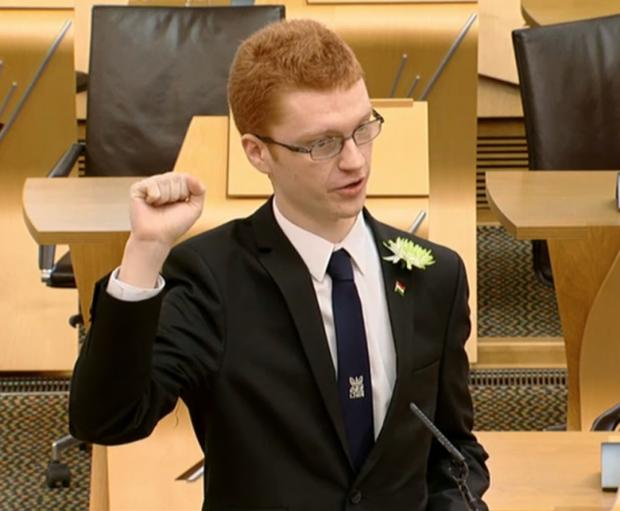 Image result for ross greer