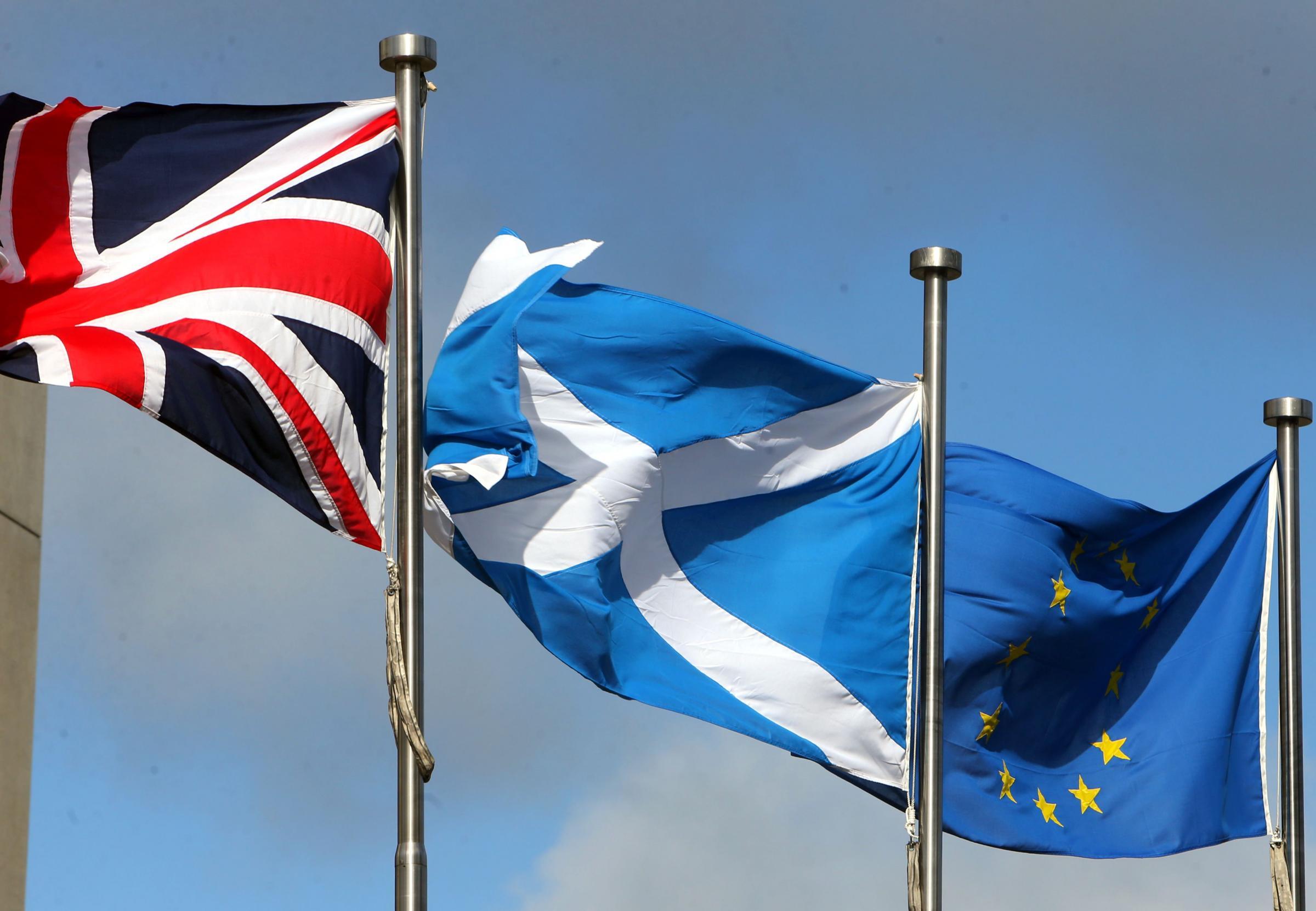 Risultati immagini per slatire and eu flags