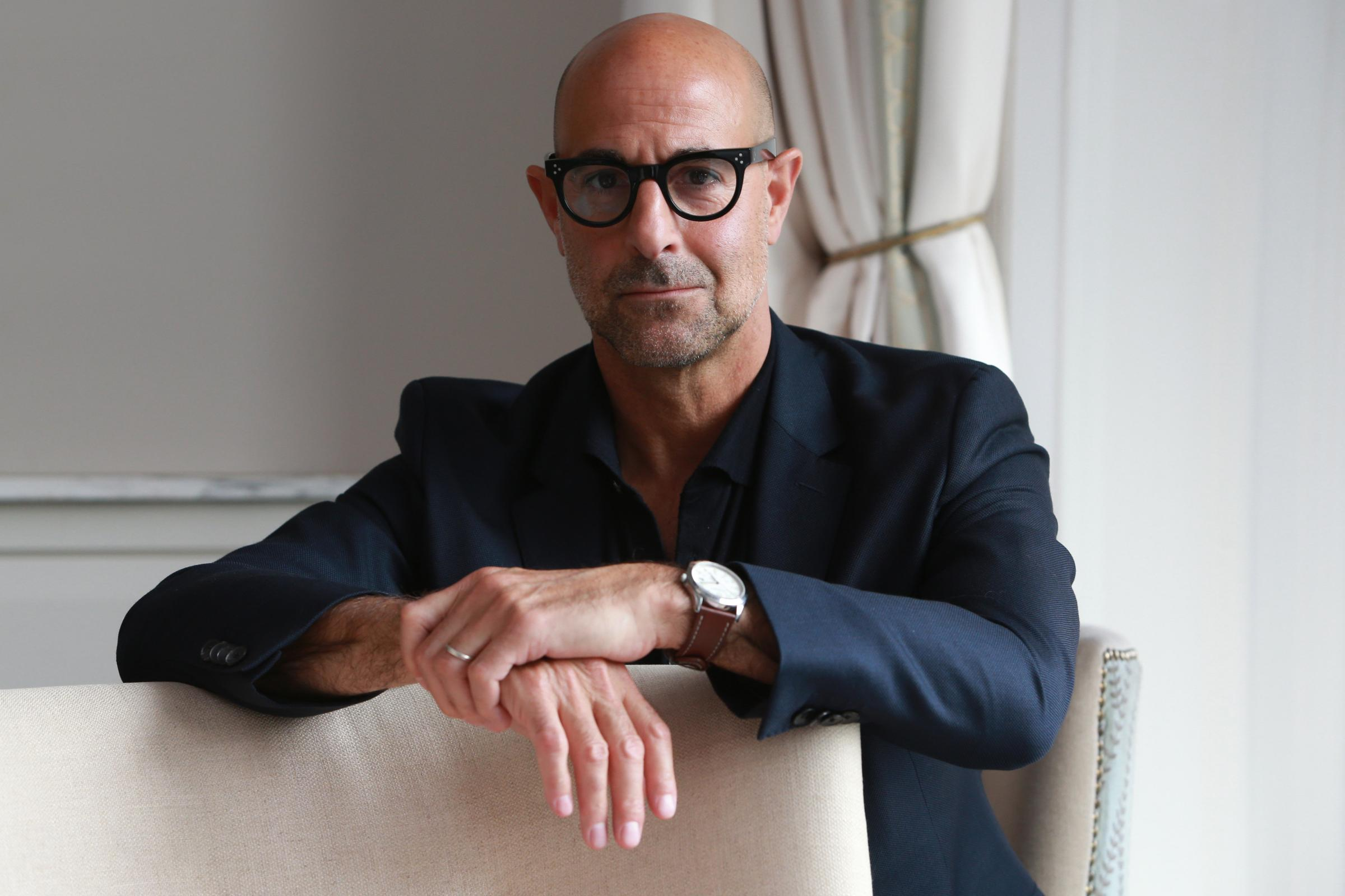HeraldScotland:   Stanley Tucci on his new film Final Portrait, survivor guilt and becoming a father again (From HeraldScotland) 6725005