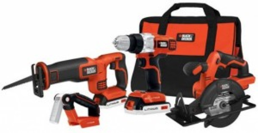 Best Cordless Tool Kit Combo
