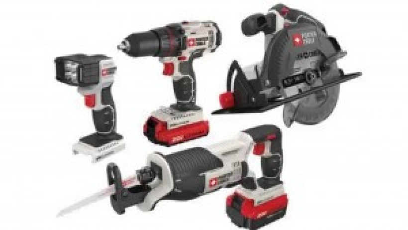 top Cordless Tool Kit Combo