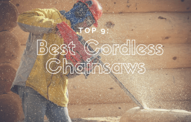 Best Cordless Chainsaw - Heralds Route