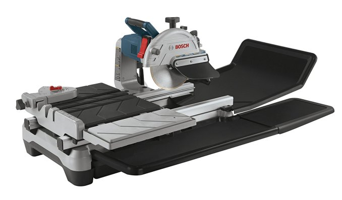 best wet tile saw for DIY
