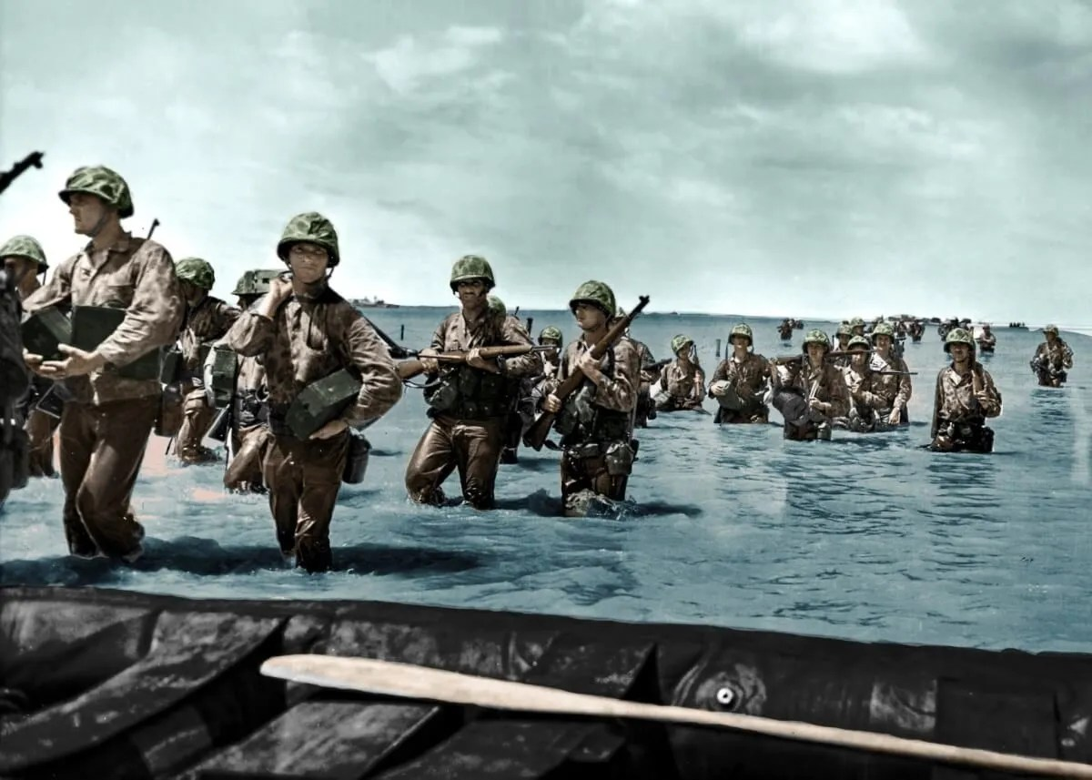 A Rare Photo Timeline Of D Day The Beginning Of The End