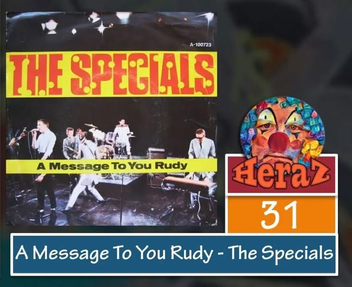 A Message To You Rudy – The Specials (bass)