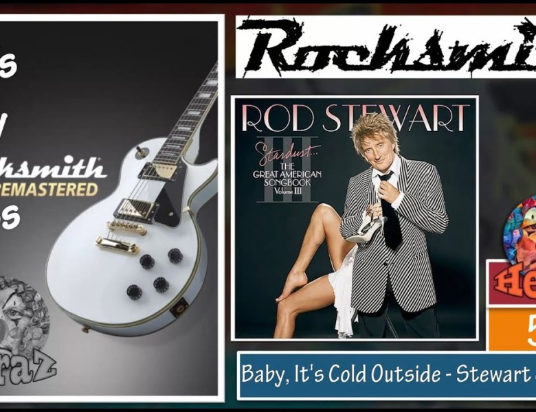 Baby, It's Cold Outside – Rod Stewart & Dolly Parton (bass)