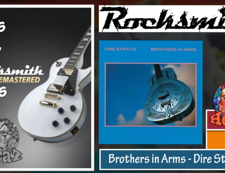 Brothers in Arms  – Dire Straits (Bass)