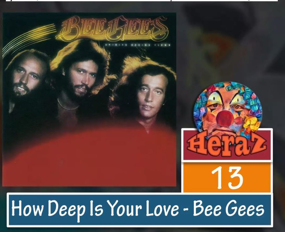 How Deep Is Your Love – Bee Gees (bass)