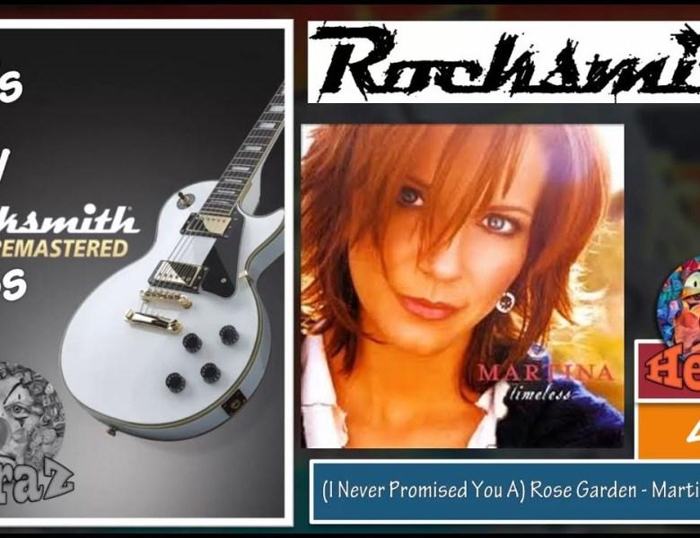(I Never Promised You A) Rose Garden – Martina McBride (bass)