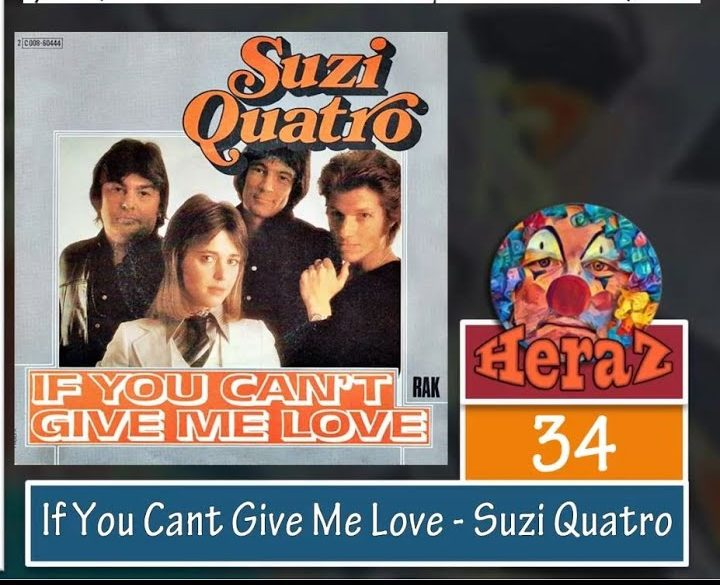 If You Can't Give Me Love – Suzi Quatro (bass)