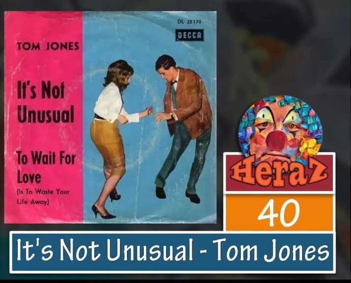 It's Not Unusual – Tom Jones  (bass)