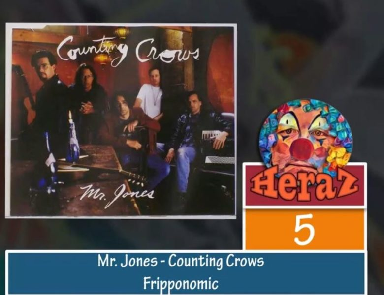 Mr Jones – Counting Crows (Bass)