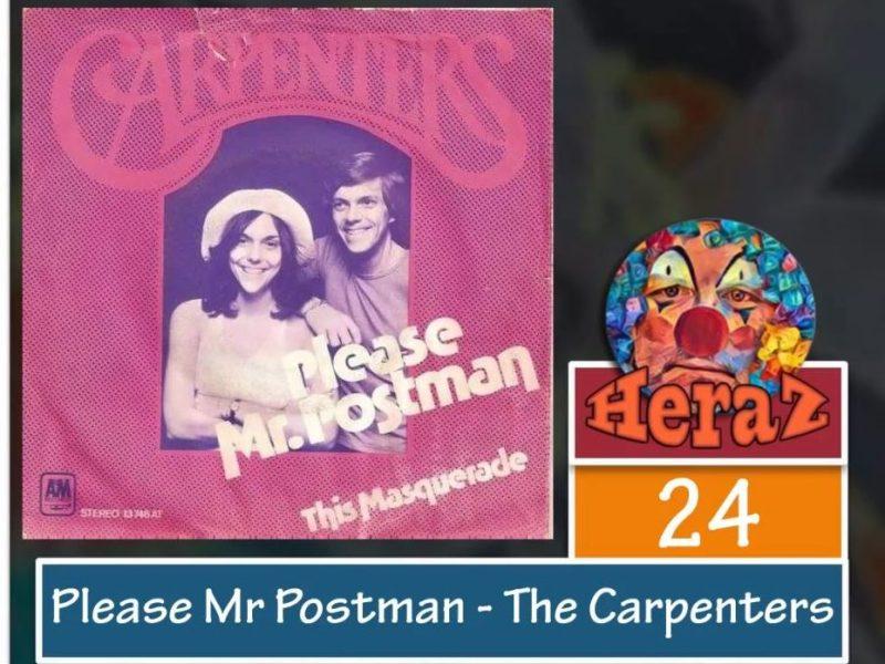 Please Mr Postman – The Carpenters (bass)