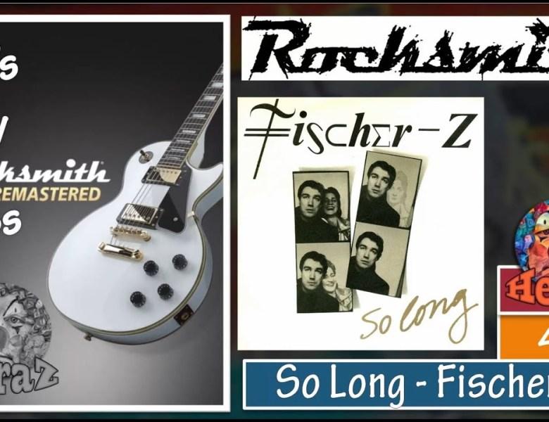 So Long – Fischer-Z (bass)