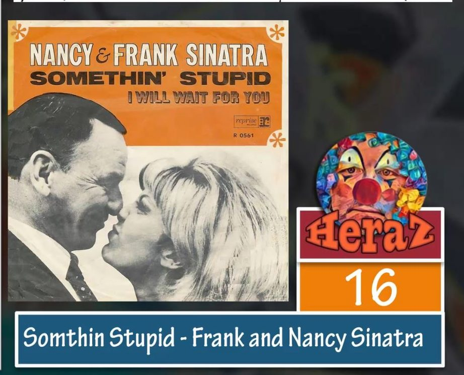 Something Stupid – Frank and Nancy Sinatra (bass)