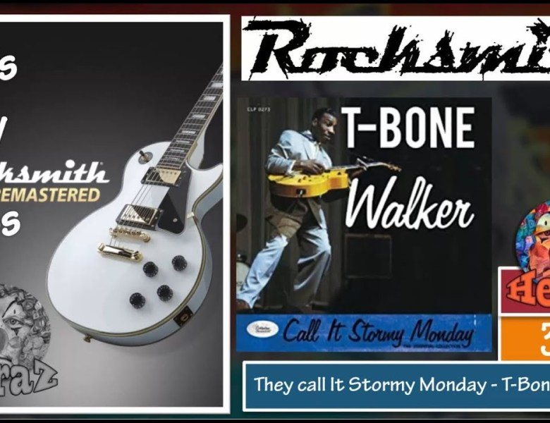 They call It Stormy Monday – T-Bone Walker (bass)